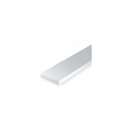 Evergreen 100 010 x 020 Rectangle 0.25mm x 0.5mm (10pcs)