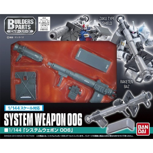 Builder's Weapon 1/144 System Weapon 006