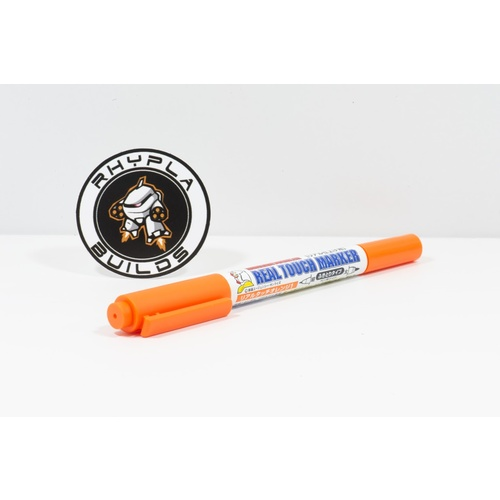 Real Touch Marker Orange 1